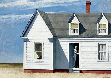 Edward Hopper, High Noon.